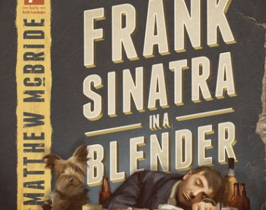 Audiobook Review: Frank Sinatra in a Blender by Matthew McBride