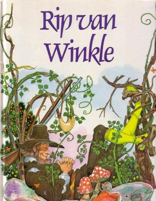 Thursday's Tale: Rip Van Winkle