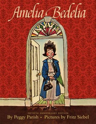 amelia book