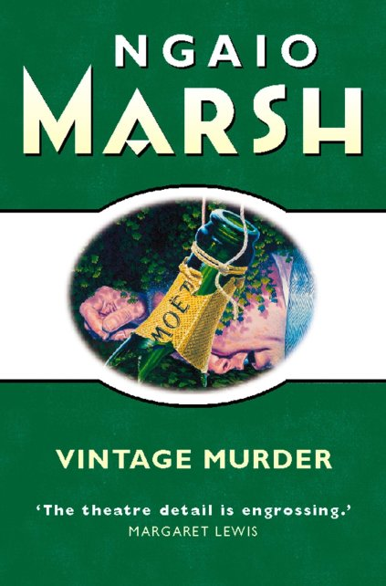 Vintage murder