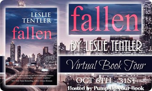 """Guest Post: """"On Becoming an Author"""" by Leslie Tentler, author of Fallen"""