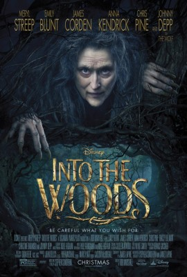 Thursday's Tale: Into the Woods (2014)