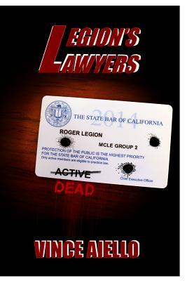 The Genesis of Roger Legion: Guest post by Vince Aiello, author of Legion's Lawyers