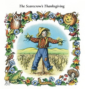 scarecrow's thanksgiving