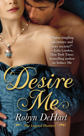 D is for Desire Me
