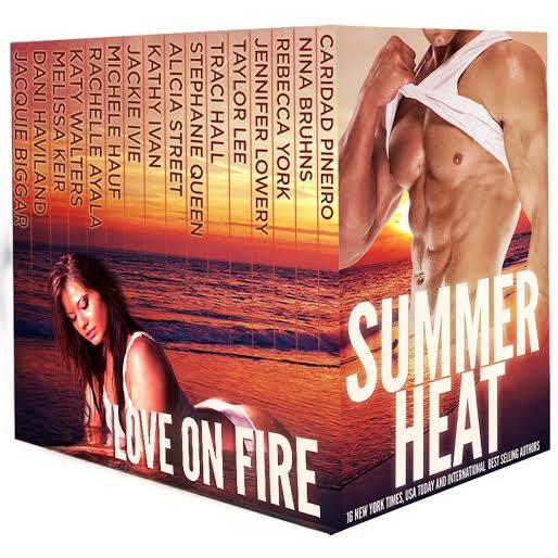 Summer Heat Book Blast