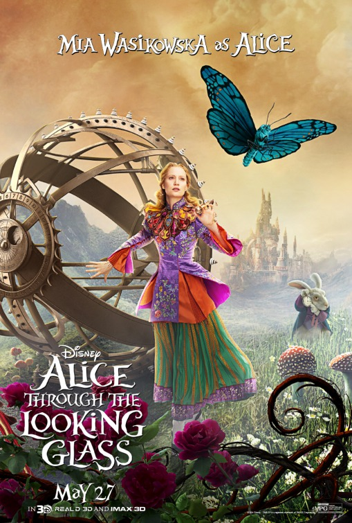 Thursday's Tale: Alice Through the Looking Glass (2016)