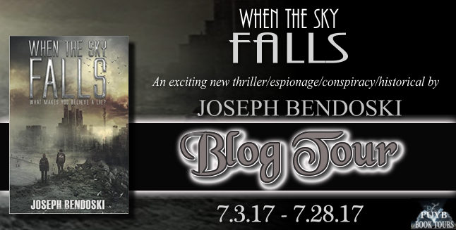 When the Sky Falls by Joseph Bendoski