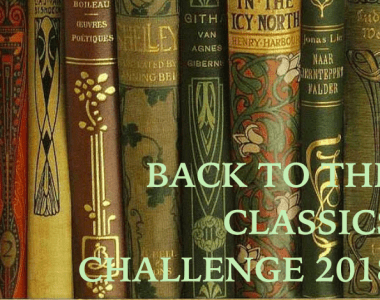 Back to the Classics Challenge 2018