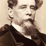Charles Dickens, circa 1867-1868