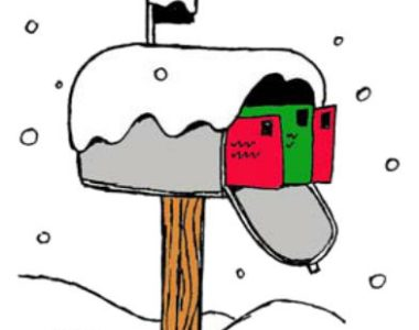 Mailbox Monday – 12/4