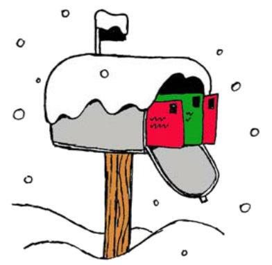 Mailbox Monday – 1/8