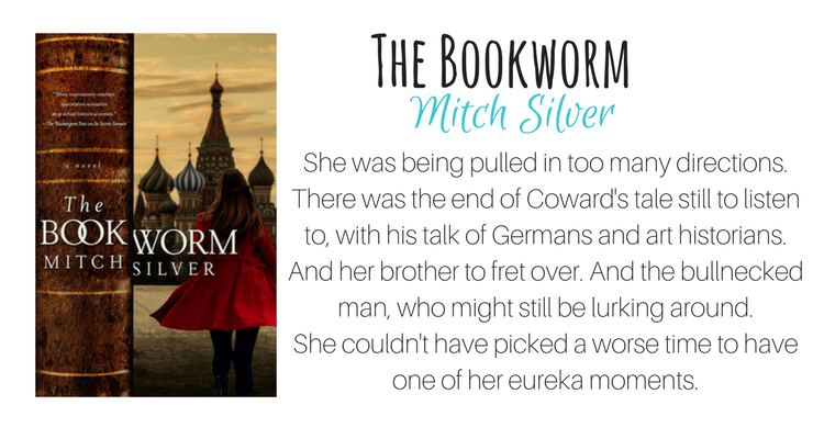 The Bookworm by Mitch Silver (with giveaway)