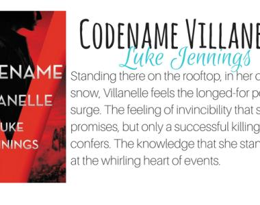 Codename Villanelle by Luke Jennings