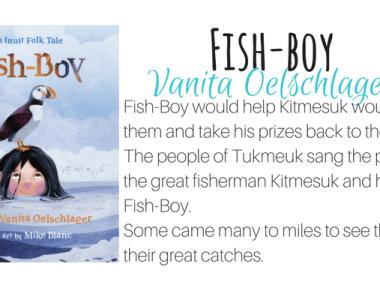 Fish-Boy by  Vanita Oelschlager