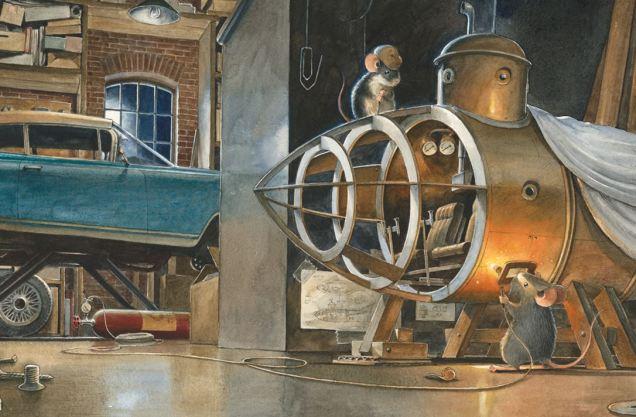 Edison ilustration