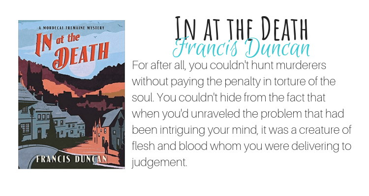 In at the Death by Francis Duncan