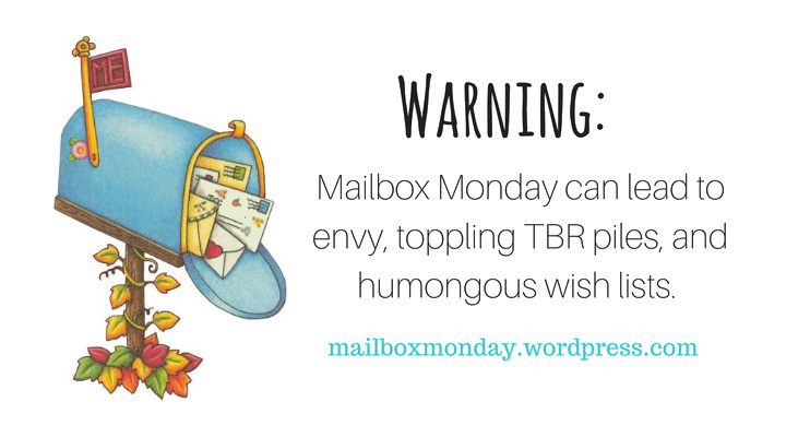Mailbox Monday – 11/19