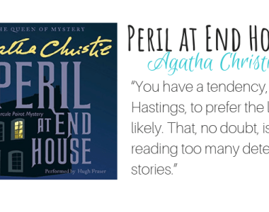 Peril at End House by Agatha Christie