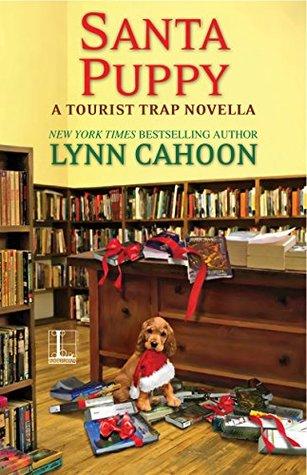 Santa Puppy by Lynn Cahoon