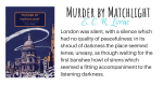 Murder by Matchlight featured image