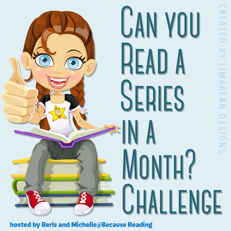 Can you Read a Series in a Month? Challenge