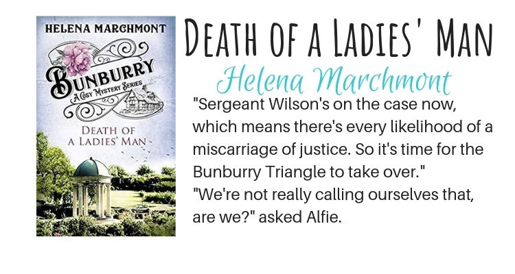 Death of a Ladies' Man by Helena Marchmont