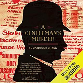 A Gentleman's Murder by Christopher Huang