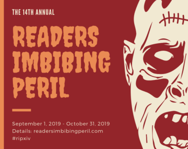Readers Imbibing Peril XIV Begins Tomorrow