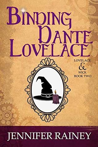 Binding Dante Lovelace by Jennifer Rainey