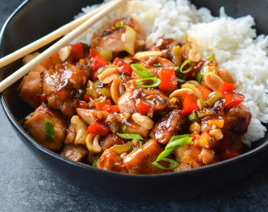 Killer Kung Pao by Vivien Chien