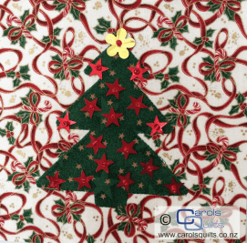 Carols Quilts Christmas Tree 8
