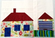 Carols Quilts the Patchwork Village Long House