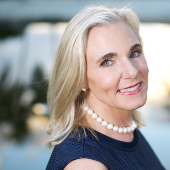 Carolyn Weinand in Grey Oaks, Naples, Florida Photo by Michelle Tricca.
