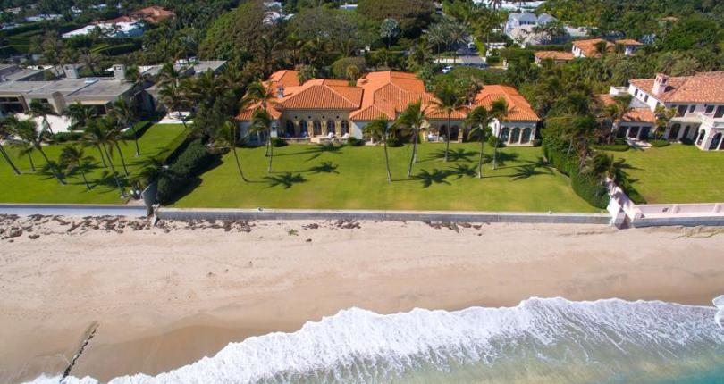 34Mill home in Palm Beach acquired by designer Tommy Hilfiger — Hot Property