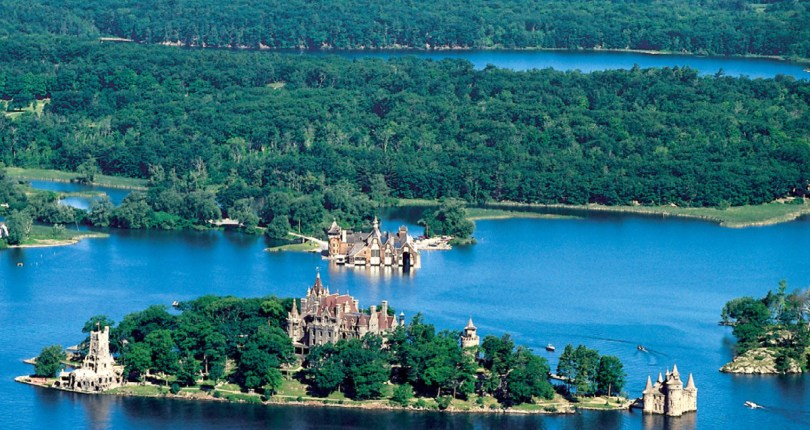 11 real castles plus a love story in the USA