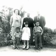 Aunty Julie and my parents