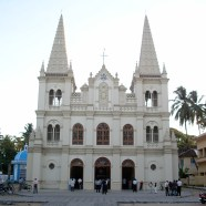 Cochin's Santa Cruz Basilica