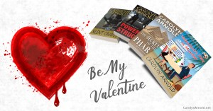 For the Love of Murder: 4 Bestselling Mysteries You'll Want to Read by Carolyn Arnold @Carolyn_Arnold mystery books
