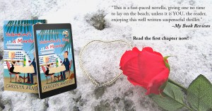 The Story Behind VALENTINE'S DAY IS MURDER by Carolyn Arnold @Carolyn_Arnold mystery book