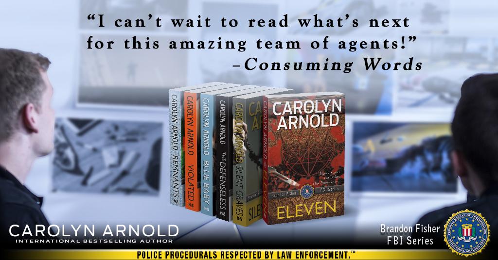 "Profilers. Serial killers. The hunt is on. A ""must-read"" FBI series!"