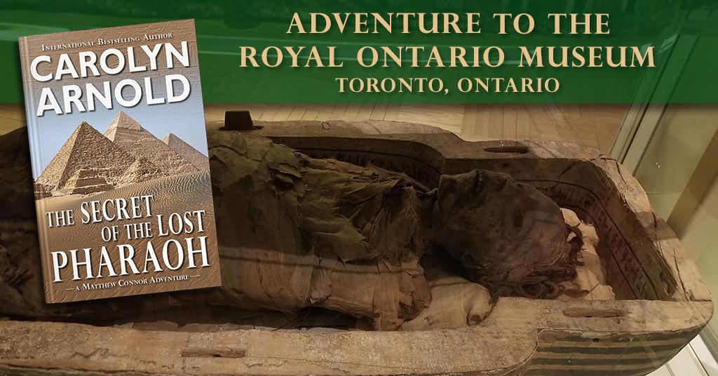 Adventure to the Royal Ontario Museum