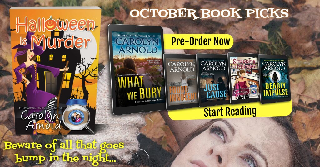 Binge on These Spooktacular Reads