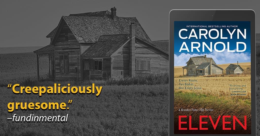 I'm a Crime Author. I See Murder Everywhere.