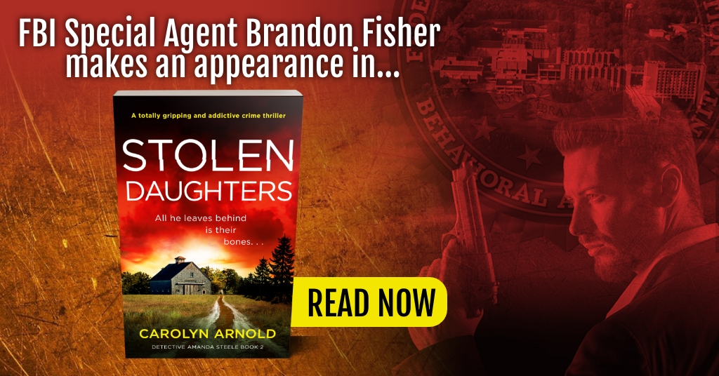 FBI Special Agent Brandon Fisher Makes a Cameo Appearance & Other News!