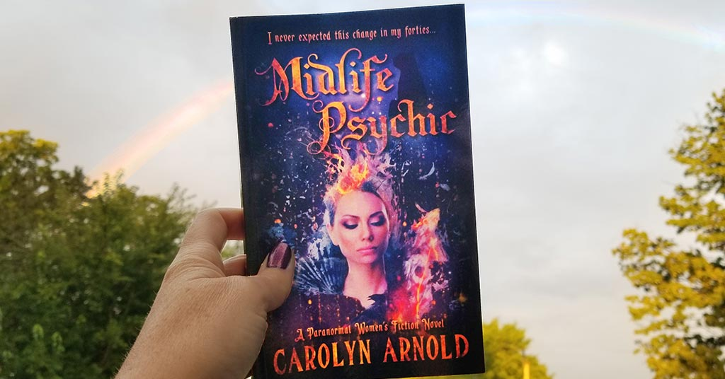 Read an Excerpt from Midlife Psychic #PWF