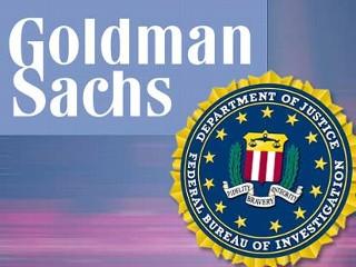 The People Vs. Goldman Sachs, By Matt Taibbi