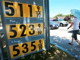 $5 Gas = Long, Hot, Crazy Summer, By Richard Heinberg