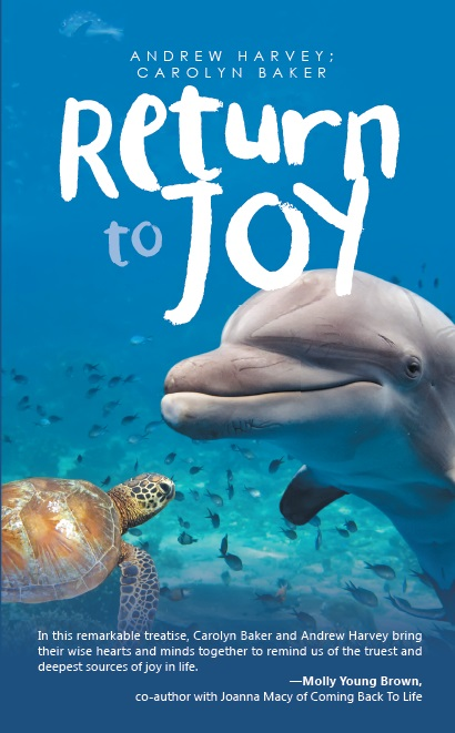 """Return To Joy,"" By Andrew Harvey and Carolyn Baker, Foreword By Francis Weller"