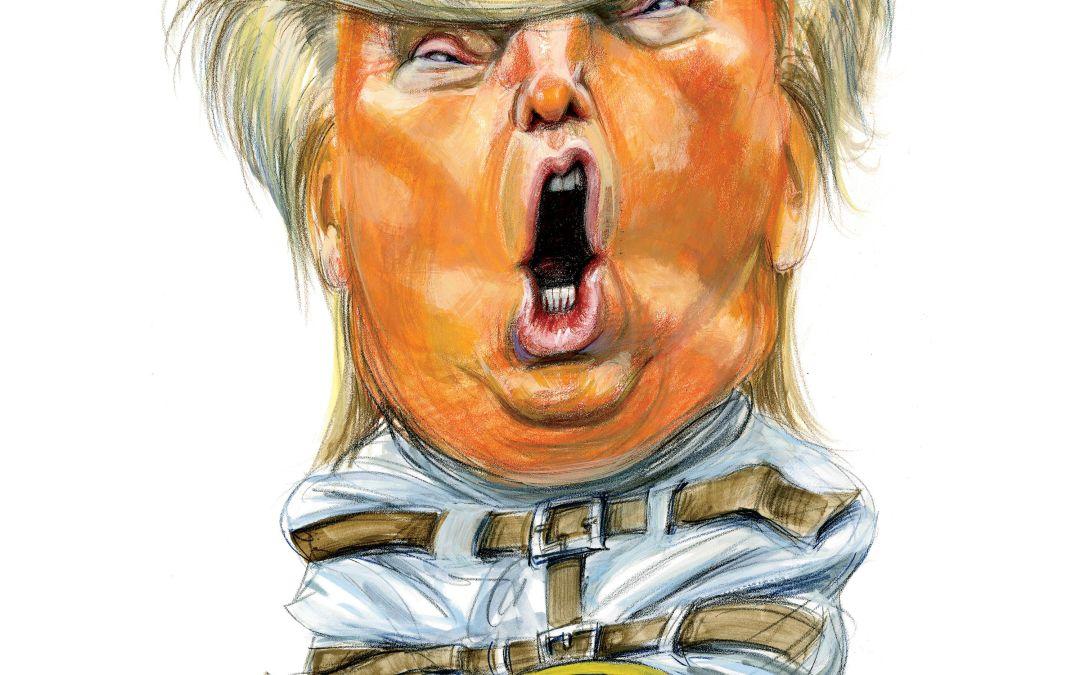 The Madness Of Donald Trump, By Matt Taibbi
